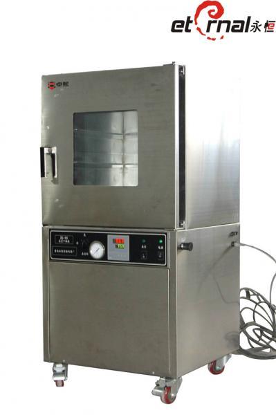 high temp vacuum oven